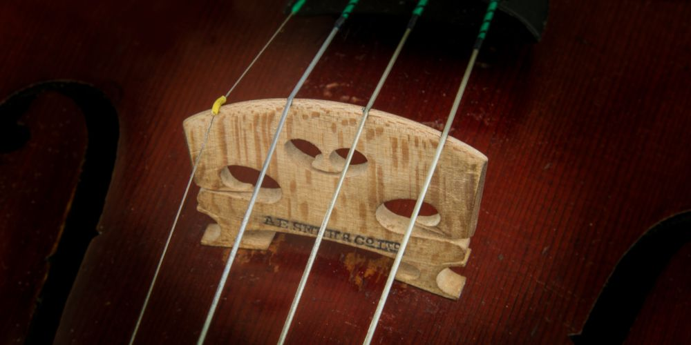 Quality strings make the difference.